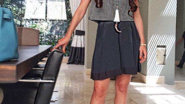 De la conductora, que desde joven ha laborado con TV Azteca, se especula que pronto se unirá a un programa de Televisa, lo que significaría su regreso a la televisión.