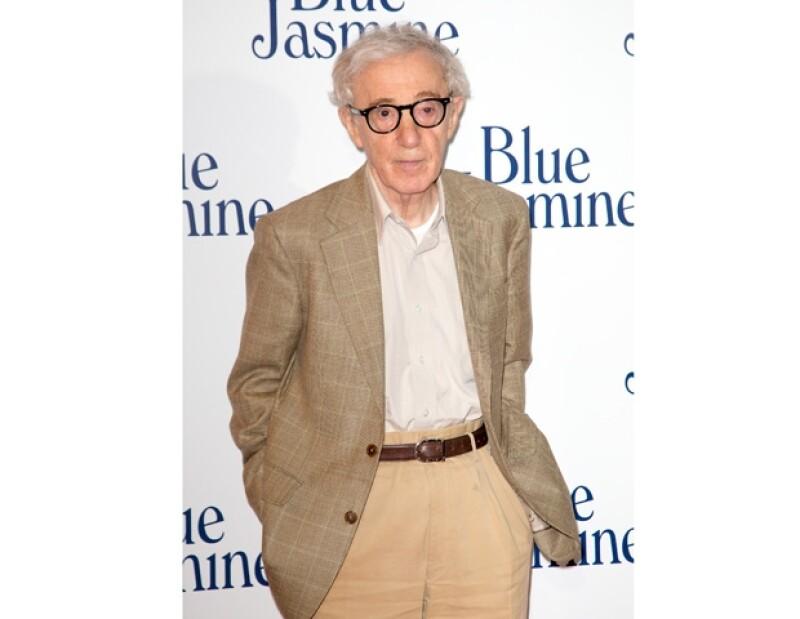 Woody Allen asegura que la culpable de todo este escándalo es su ex pareja, Mia Farrow.