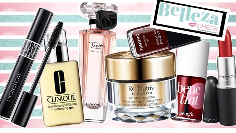 Belleza Check es el primer sitio de reseñas de productos de belleza en México.
