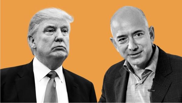 Estos son los motivos por los que Trump insiste en atacar a Amazon