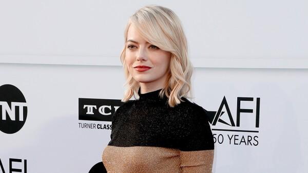 Emma Stone mejor  pagada