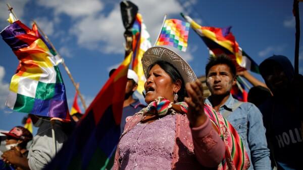 Protestas en Bolivia - Bolivia - Manifestaciones en Bolivia