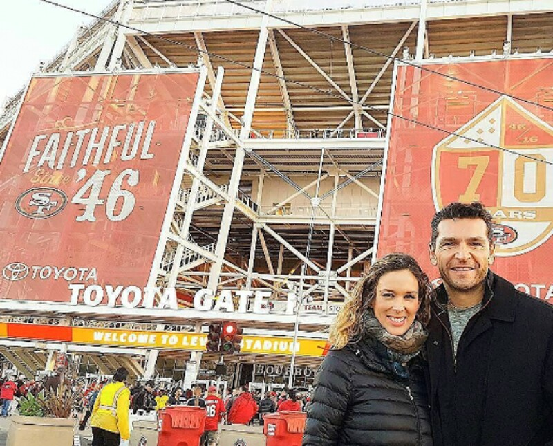 Después de los rumores de una supuesta infidelidad por parte de Martín Fuentes, la pareja subió fotos a Instagram donde se muestran muy felices.