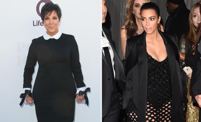 La mamá del clan Kardashian-Jenner exhibió en Instagram el email que recibió por parte de su hija en el que la criticó duramente por aparecer constantemente con el mismo look.