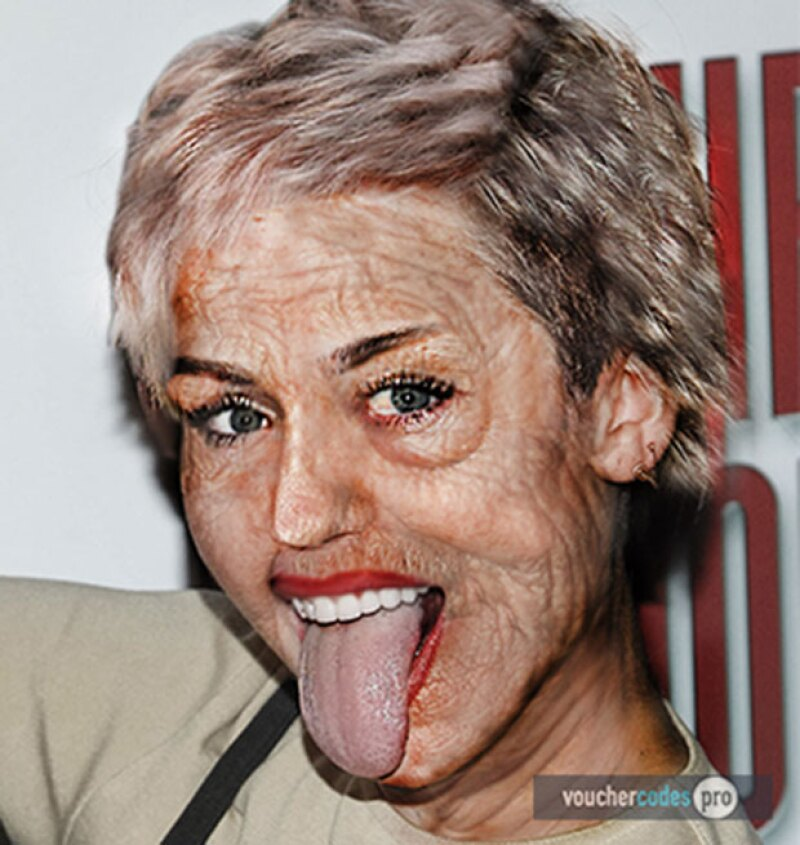 Ni hablar de Miley, ella seguirá igual de rebelde.