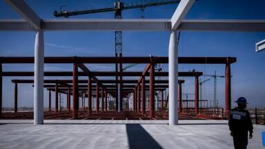 Aeropuerto Internacional 'General Felipe Ángeles' a un año del inicio de obras