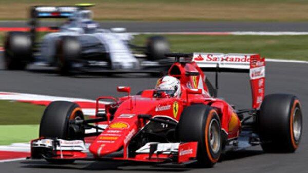 Ferrari tiene un equipo en la Fórmula 1, máxima categoría del automovilismo. (Foto: Reuters )