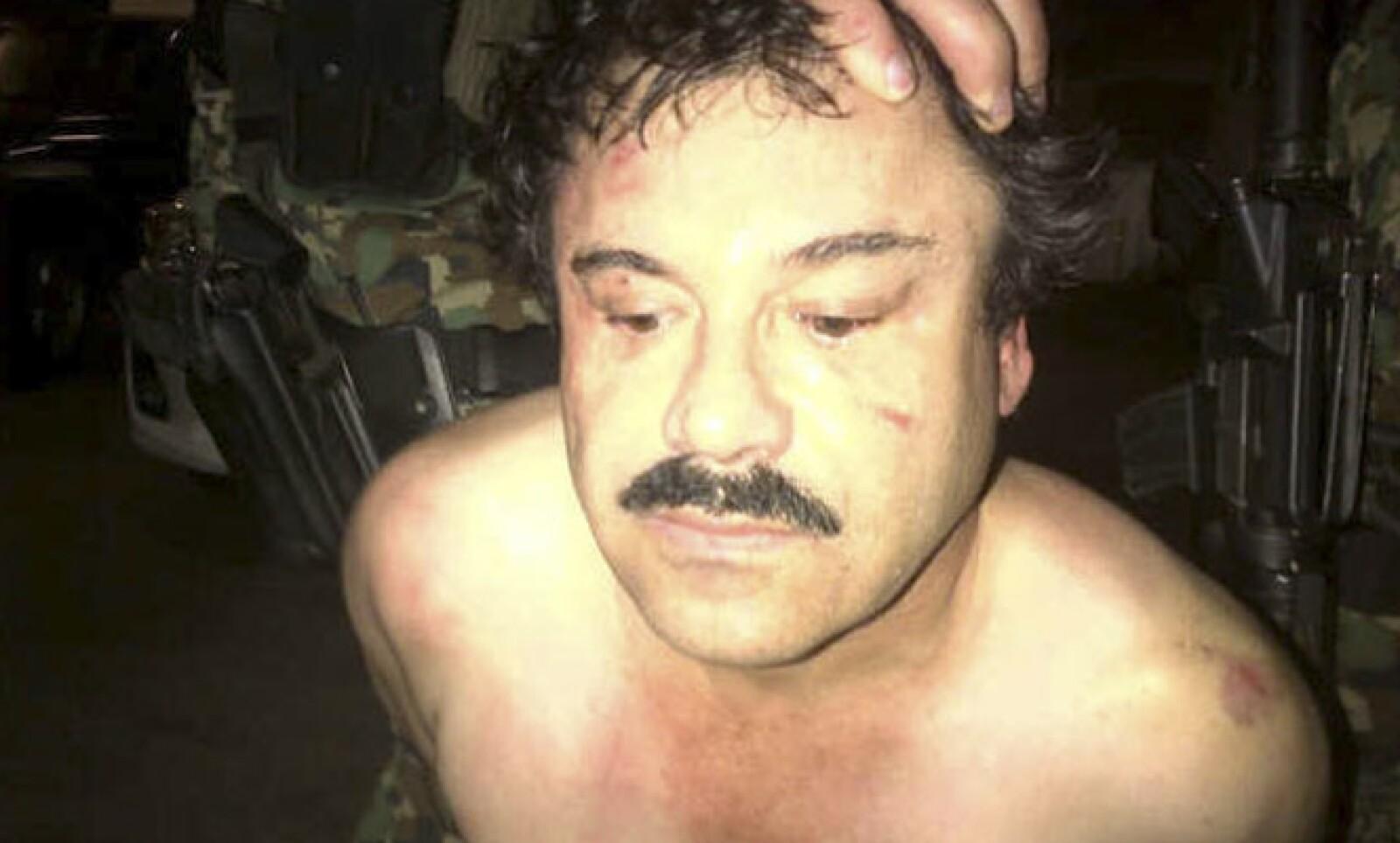 El narcotrafite más buscado en México fue arrestado este sábado en un operativo de la Marina en Mazatlán.