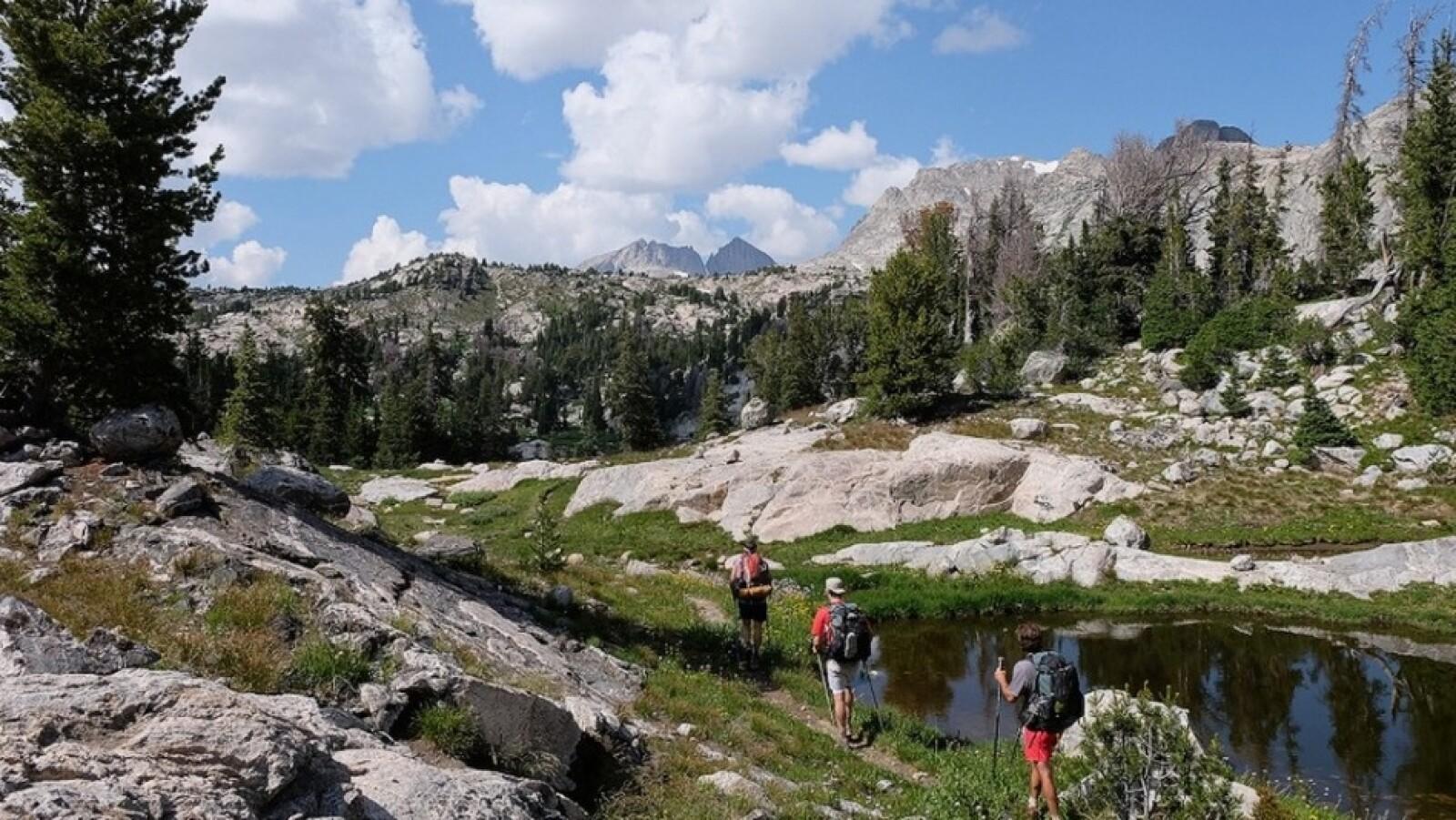 Senda de la Cordillera Divisoria Continental (Estados Unidos)