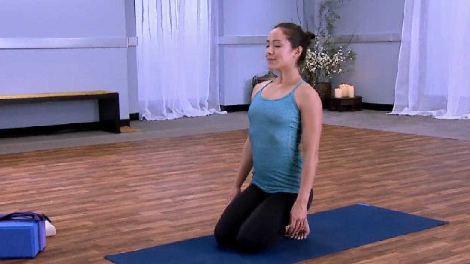 yoga cuclillas