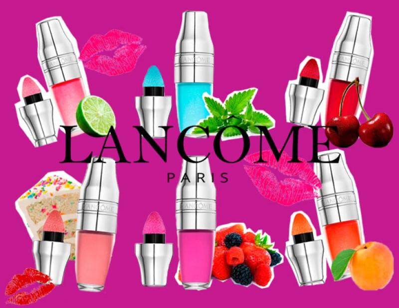 Muchas mujeres nos iniciamos en la belleza con los lipsticks de sabor. ¿Quién podría no amar esas delicias que además se ven increíbles? Lancôme lo sabe y trae para tí una súper colección.