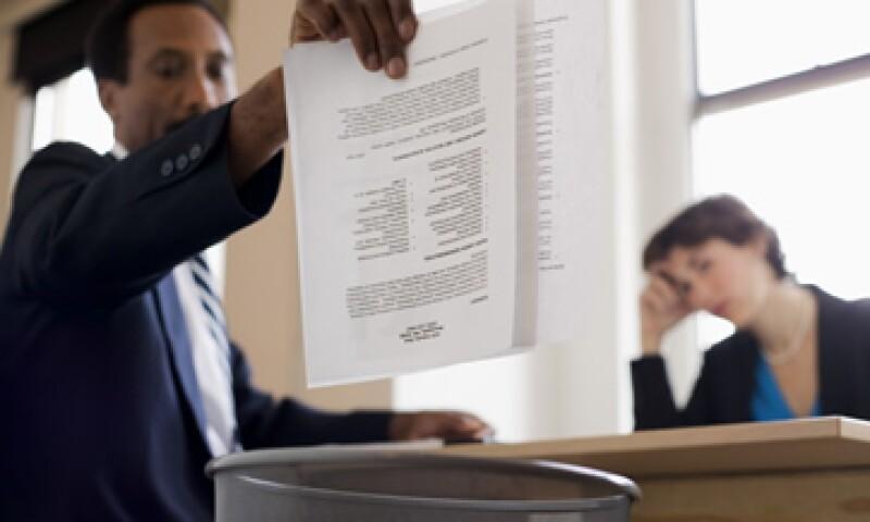 Los expertos aconsejan respetar la forma y tiempos que la empresa destina para la reclutación. (Foto: Thinkstock)