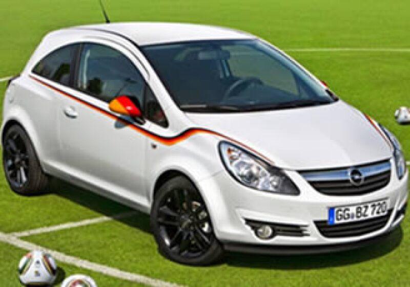 Un coche exclusivo para el mercado alemán. (Foto: Conduciendo.com)