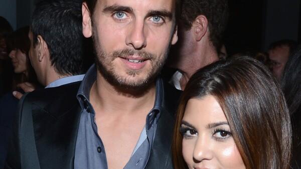 Kourtney Kardashian y Scott Disick podrían estar juntos de nuevo