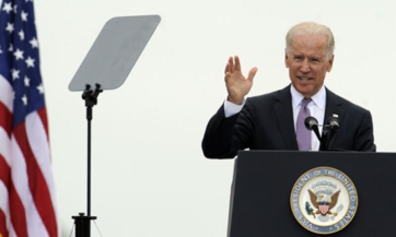 Joe Biden subraya el interés que tiene Estados Unidos en Brasil. (Foto: AP)