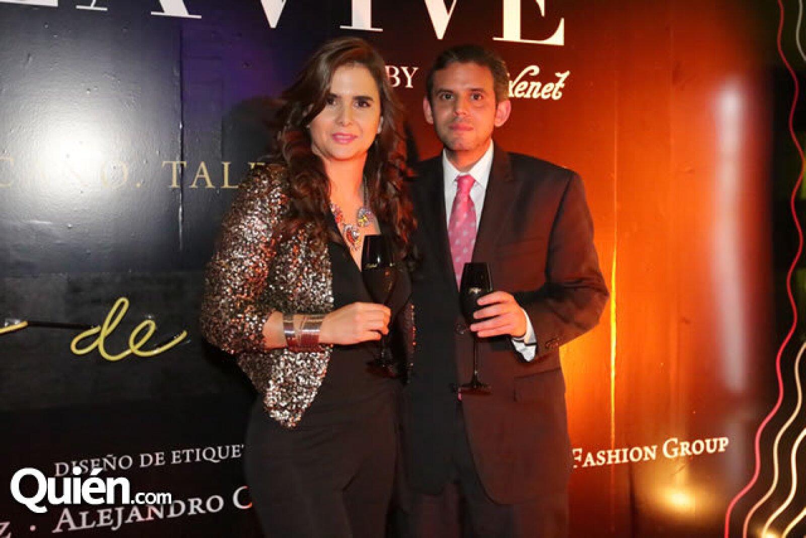 Mary Rugarcía y Luis Torres