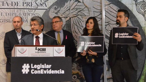 #LegislarConEvidencia