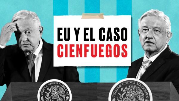 #AMLOvsAMLO | Caso Cienfuegos: AMLO cambia de postura