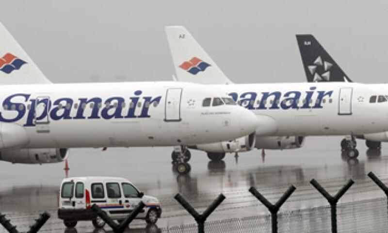 Spanair registró en el verano boreal de 2009 uno de los peores accidentes en la historia del transporte aéreo en España. (Foto: Reuters)