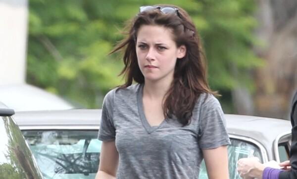 Kristen Stewart fue vista esta semana en Los Ángeles.