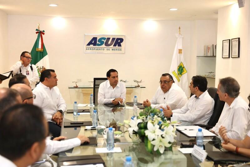 Asur Aeropuerto de Yucatán