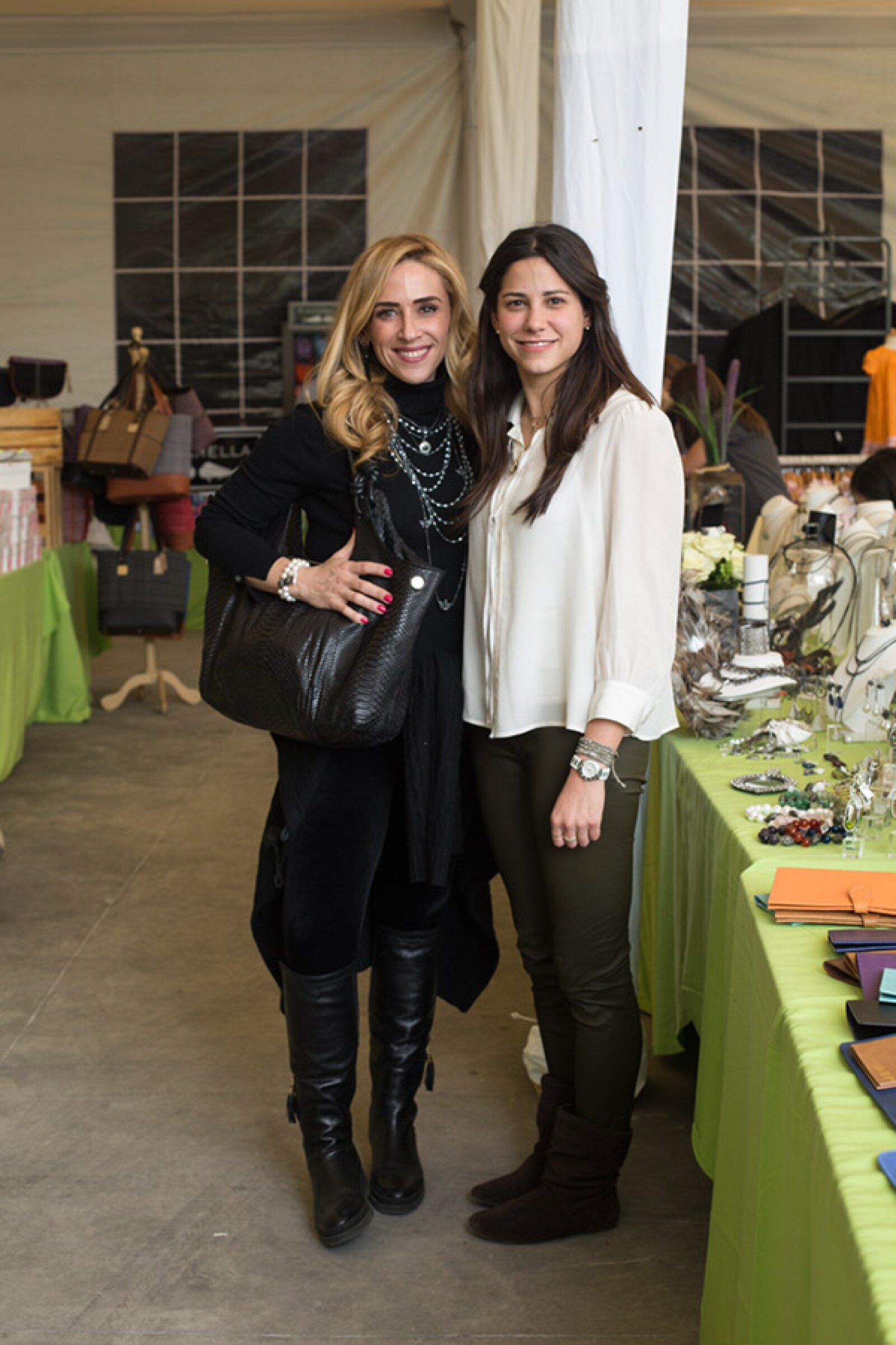 Regina Castillo y Sofía Robles