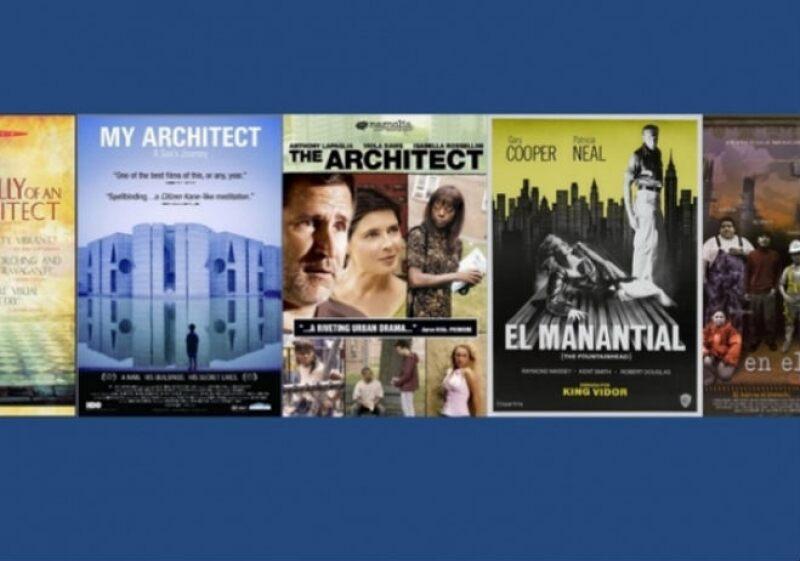 Pel�culas de arquitectos