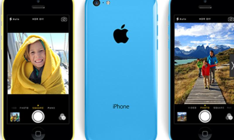 El iPhones 5S podría tener un costo de 16,899 pesos  en Linio. (Foto: Tomada del sitio Apple)