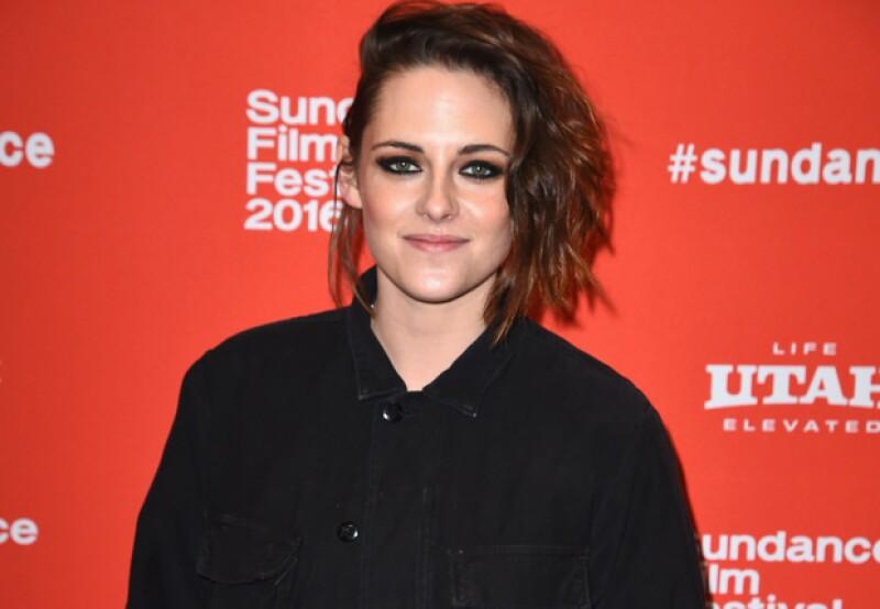 Kristen se rasgó el ligamento durante una grabación de una escena.
