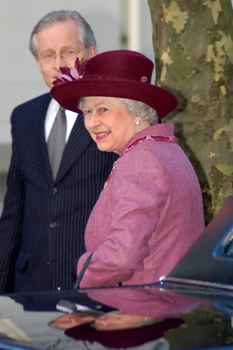 La soberana de Reino Unido gusta de lavar los trastes cuando se trata de una comida familiar.