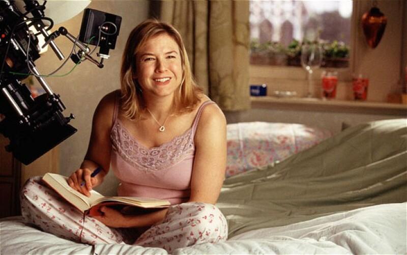 La directora de la tercera entrega de Bridget Jones convenció a Renée Zellweger de que no era necesario que engordara 15 kilos para volver a meterse en la piel del personaje.