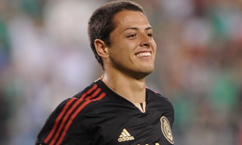 Hernández se convirtió en el decimotercer miembro del plantel del United en firmar un nuevo contrato en el último año. (Foto: Notimex)