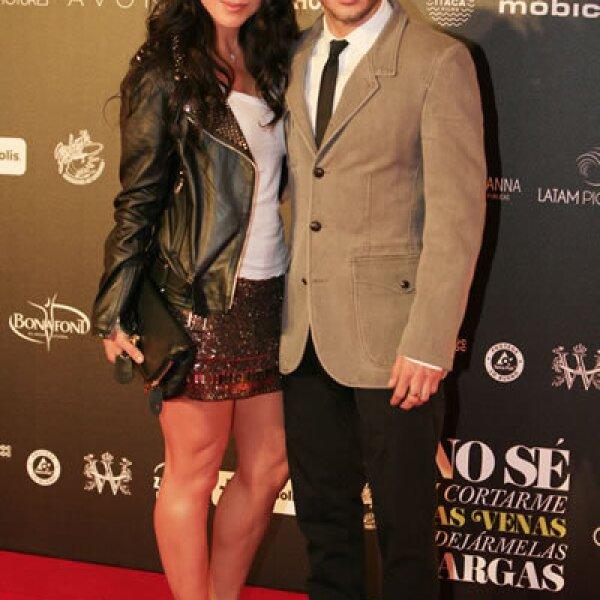 Kate del Castillo y Raúl Méndez