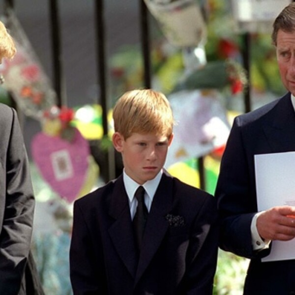 william, harry, principe, enrique