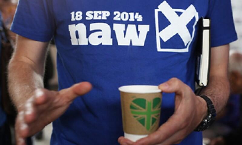Escocia decidirá el 18 de septiembre si se independiza o sigue perteneciendo a Inglaterra. (Foto: Getty Images)
