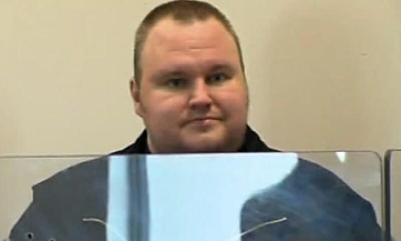 Las autoridades estadounidenses quieren extraditar a Kim Dotcom por cargos de piratería en línea y lavado de dinero. (Foto: Reuters)