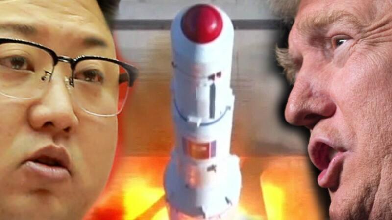 Trump y Kim Jun Un