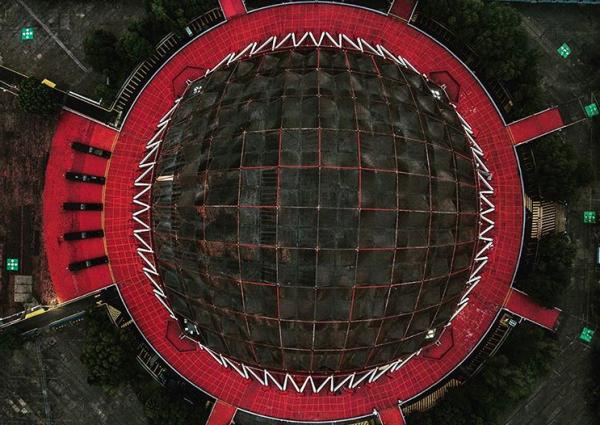 dronerobert Palacio de los Deportes