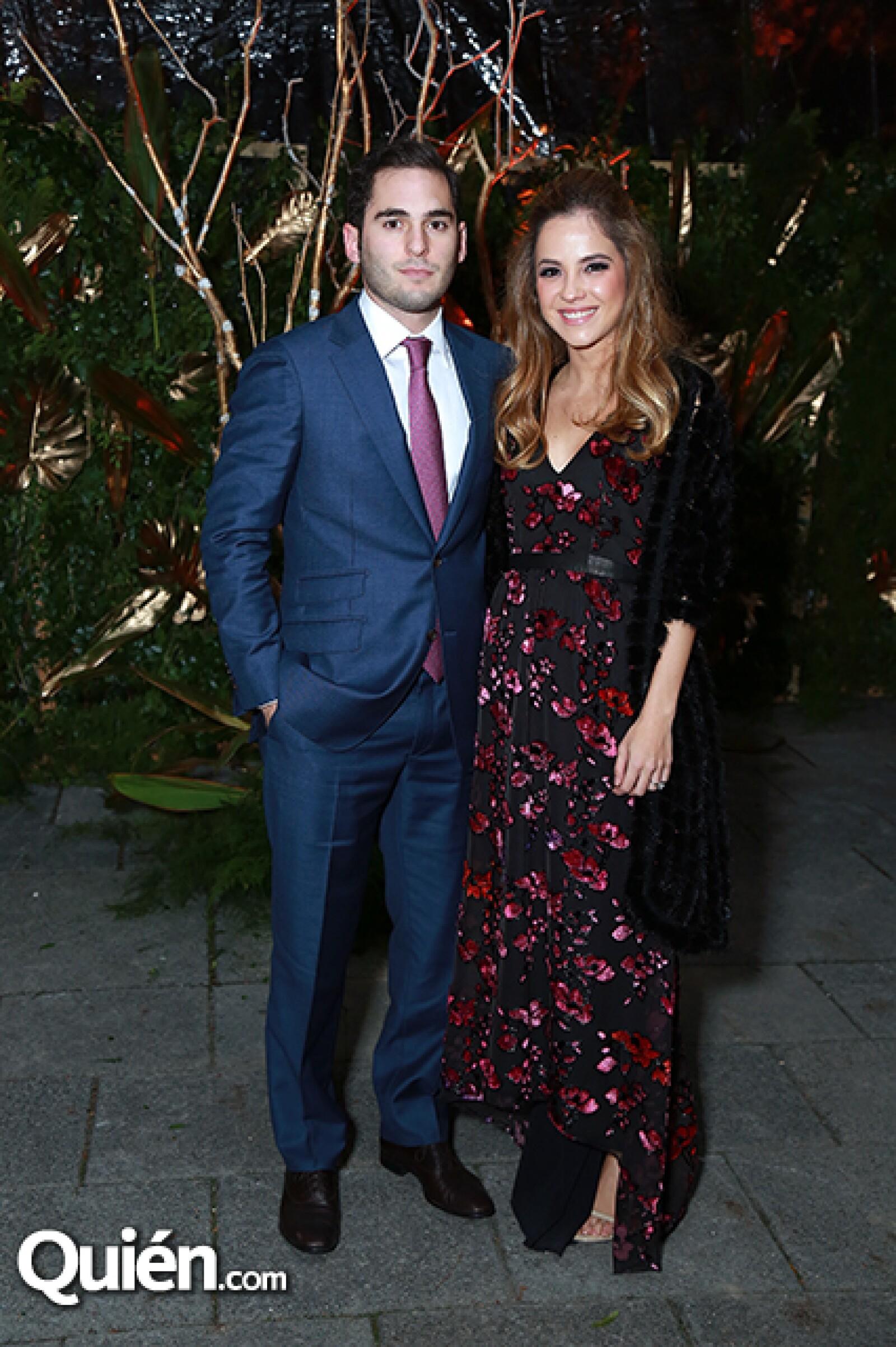 Carlos Quintanilla y Cordelia Salas