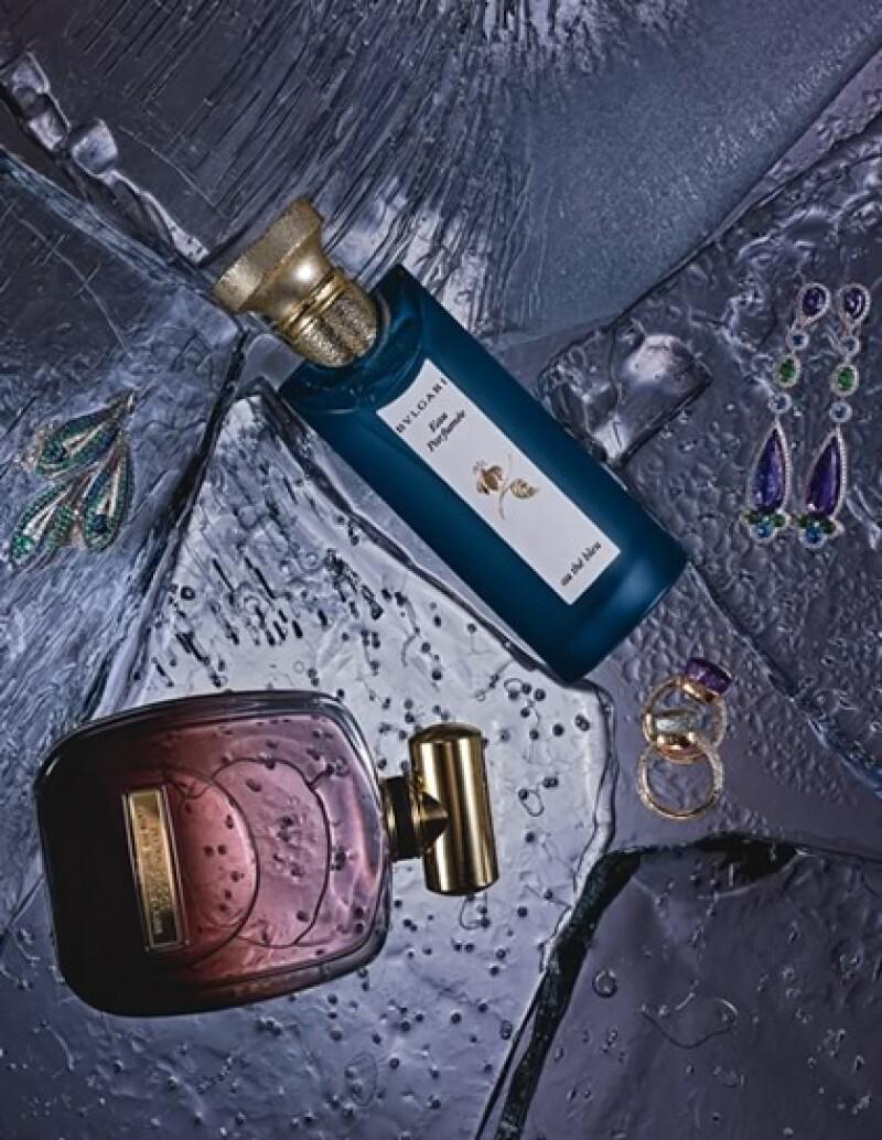 Joyería: Damiani, Pomellato, Chopard. Perfumes de Bvlgari y Nina Ricci.