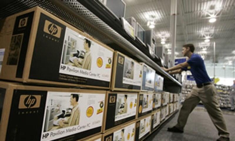 Hewlett-Packard ha tenido problemas en el mercado de los computadores personales. (Foto: AP)
