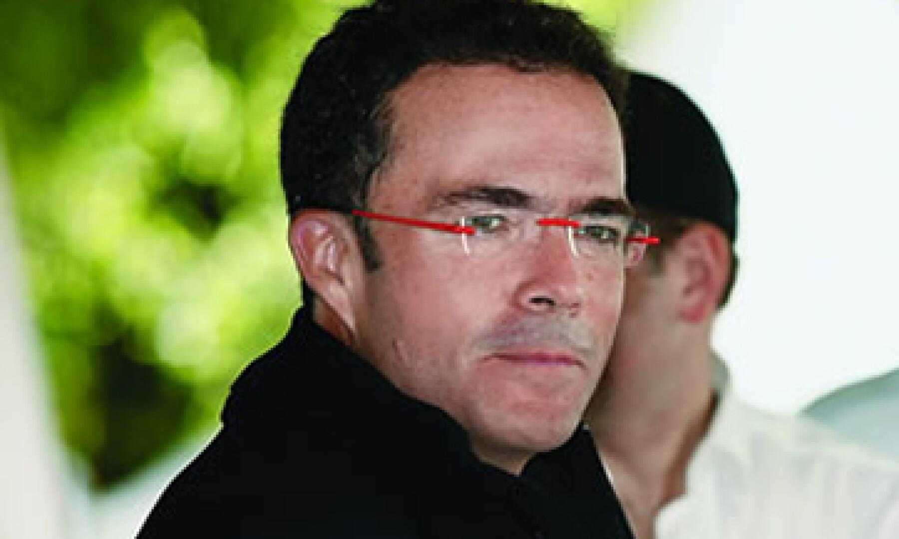 El director de Grupo Comercial Chedraui ocupa el lugar 48 del ranking 2011 Los 100 Empresarios más Importantes de México de la revista Expansión. (Foto: Cortesía Revista Quién)