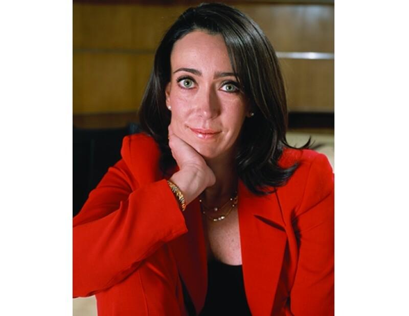 María Asunción Aramburuzabala.
