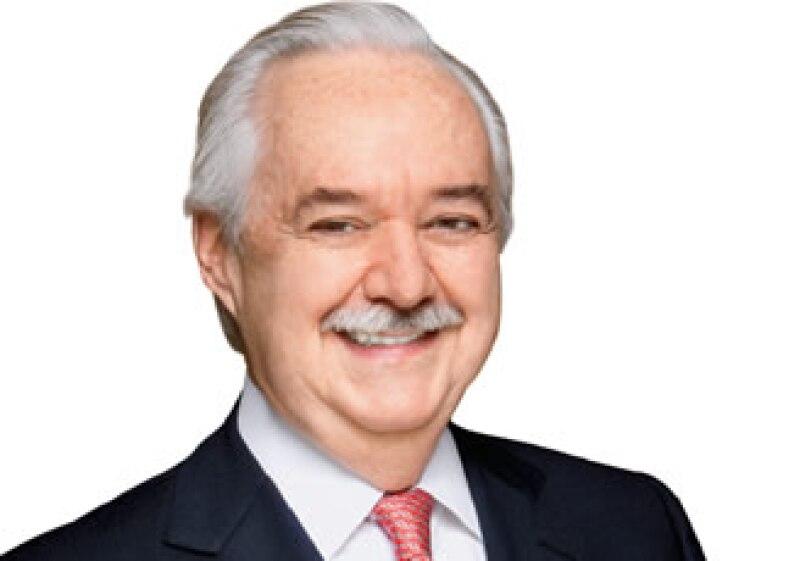 El presidente de Cemex ocupa la tercera posición del ranking de los 100 Empresarios más Importantes de México, de la revista Expansión. (Foto: Duilio Rodríguez)