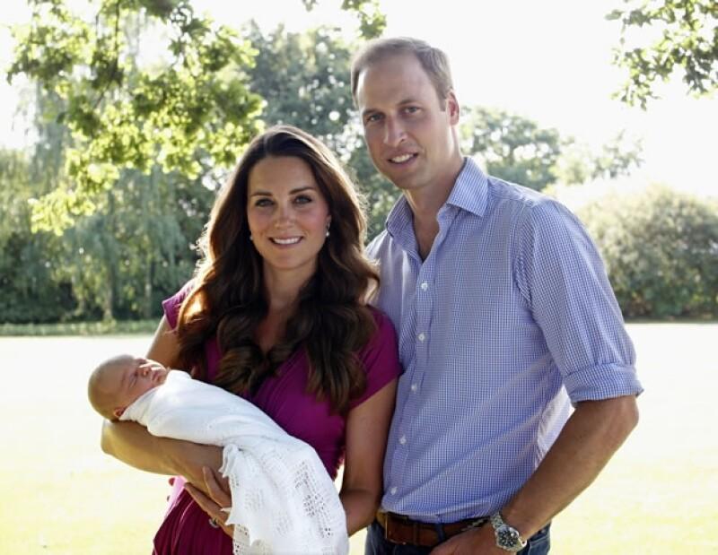 El bebé usará un ropón con mucha tradición.