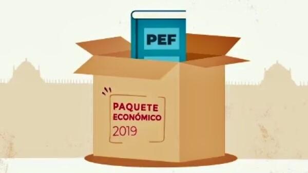 #PaqueteEconómico2019