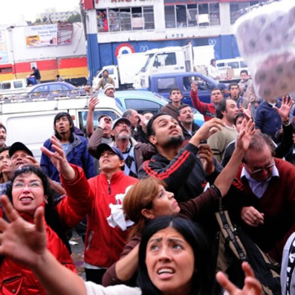 En Concepción la autoridad local reporta asaltos a casas y comercios