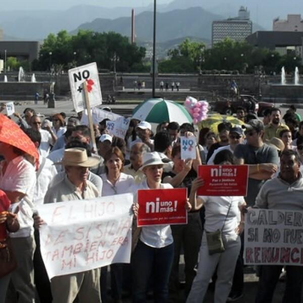 monterrey 3 marcha nacional sicilia