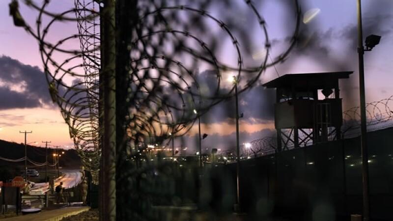 Guantánamo prisión cárcel EU