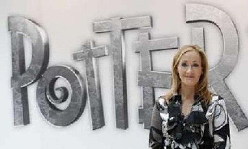 J.K. Rowling dio a entender que no escribirá una octava historia de Harry Potter. (Foto: Reuters)